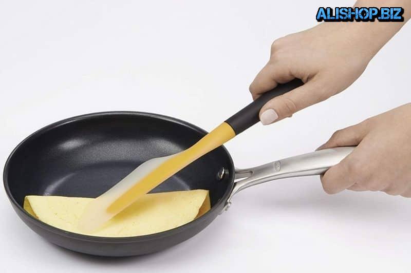 Лопатка для приготовления омлета от Oxo