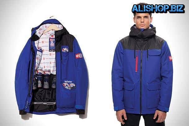Куртка-кулер с секциями для пивных банок 686 X PBR Sixer