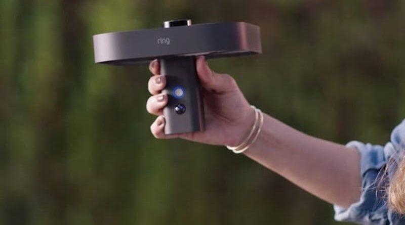 Сторожевой дрон Ring