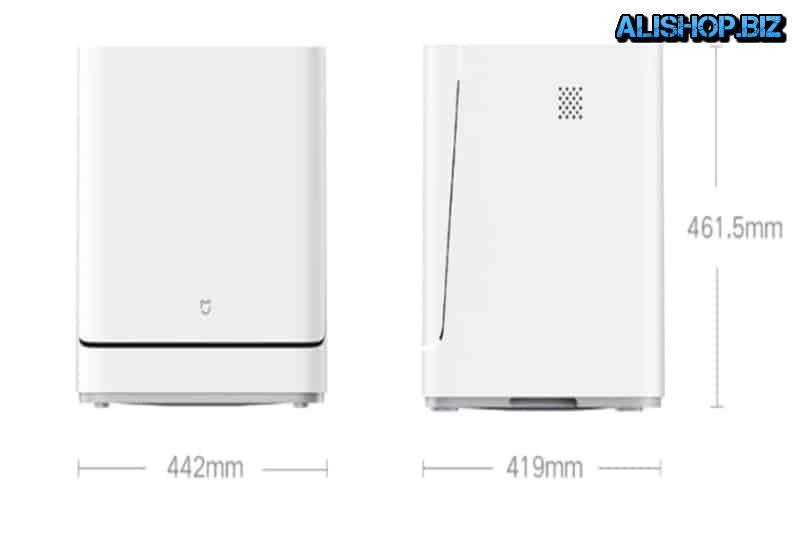 Миниатюрная посудомойка от Xiaomi