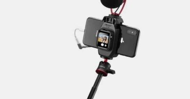 Селфи-держатель Ulanzi ST-09 для Apple Watch