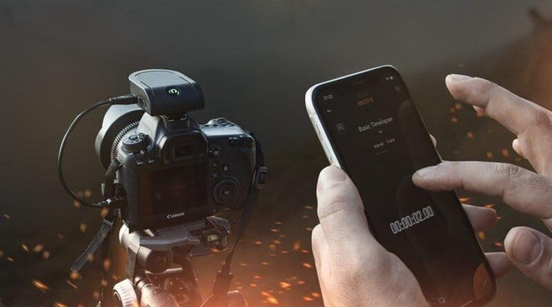 Продвинутый блок для беспроводного управления камерой MIOPS Flex
