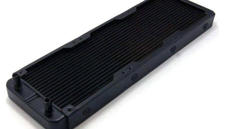 Алюминиевый радиатор водяного охлаждения