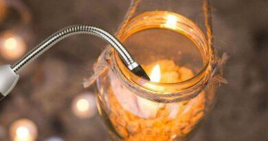 Гибкая плазменная зажигалка Saberlight Flex