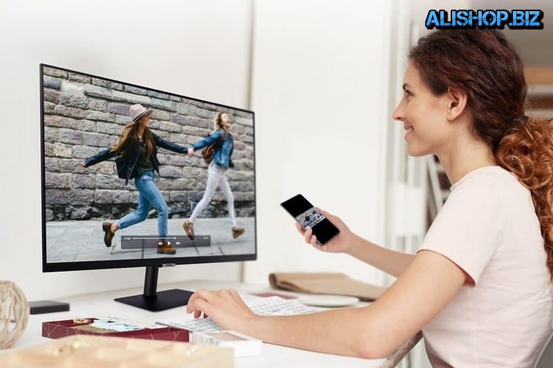 Моноблок Samsung Smart Monitor M5