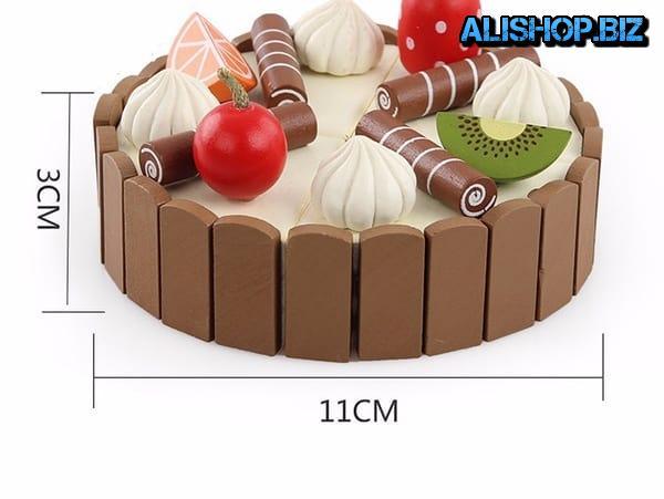 Кулинарный конструктор для приготовления пластикового торта