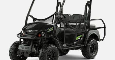Электрический мотовездеход Textron Prowler
